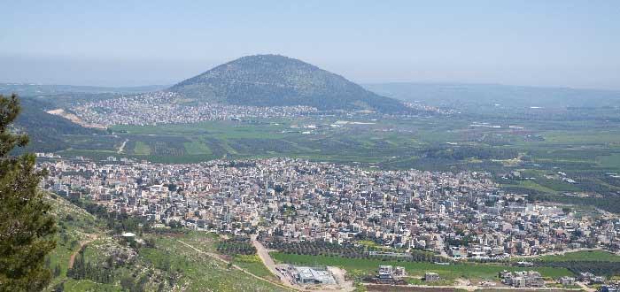 Qué ver en Nazaret: Monte Tabor