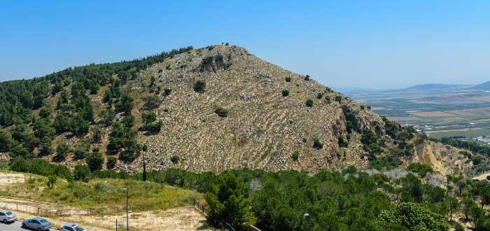 Monte del Precipicio