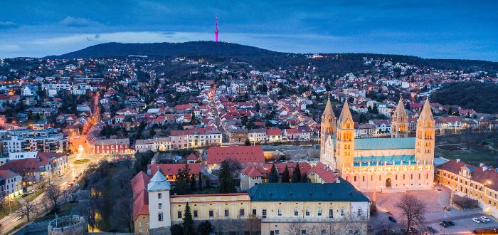 Pécs | Ciudades de Hungría