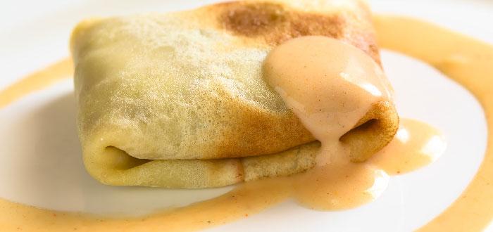 Comida típica de hungría:Palacsinta