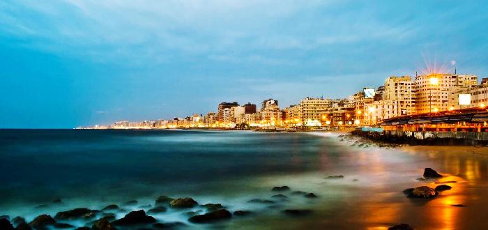 Qué ver en Alejandría | Maamoura Beach