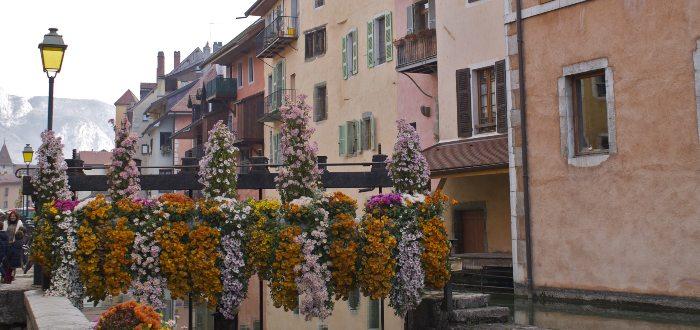 Qué ver en Annecy, Casco antiguo de Annecy