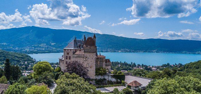 Qué ver en Annecy, Castillo de Annecy