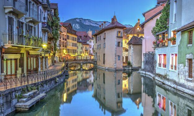 Qué ver en Annecy | 10 Lugares Imprescindibles