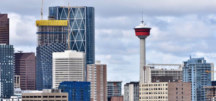 Qué ver en Calgary. Calgary Tower
