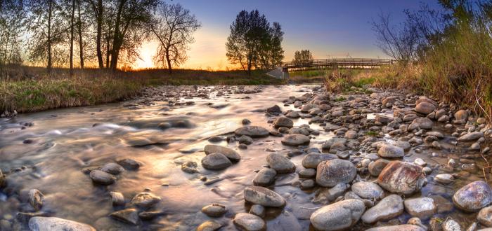 Qué ver en Calgary. Fish Creek Provincial Park