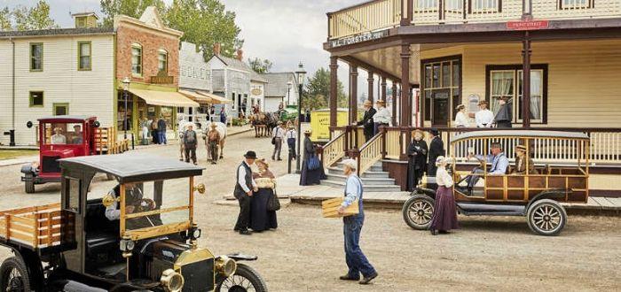 Qué ver en Calgary. Heritage Park Historical Village
