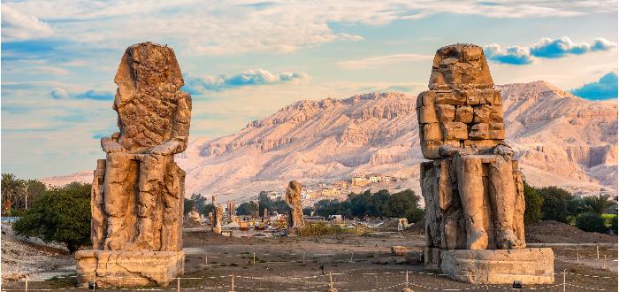 Qué ver en Luxor | Colosos de Memnón