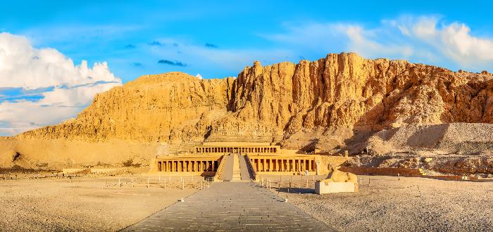 Qué ver en Luxor | Templo funerario de Hatshepsut