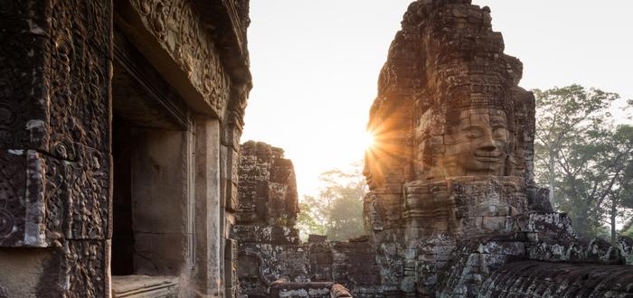 Qué ver en Siem Reap. Angkor Thom