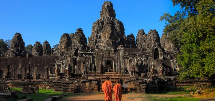 Qué ver en Siem Reap. Angkor Wat