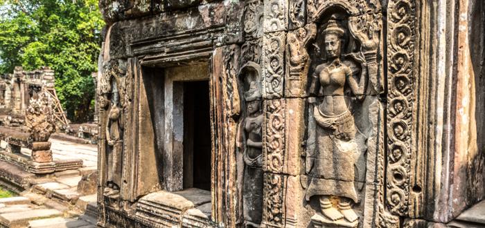 Qué ver en Siem Reap. Banteay Kdei
