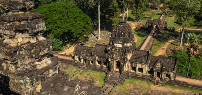 Qué ver en Siem Reap. Baphuon