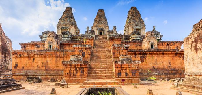 Qué ver en Siem Reap. Pre Rup