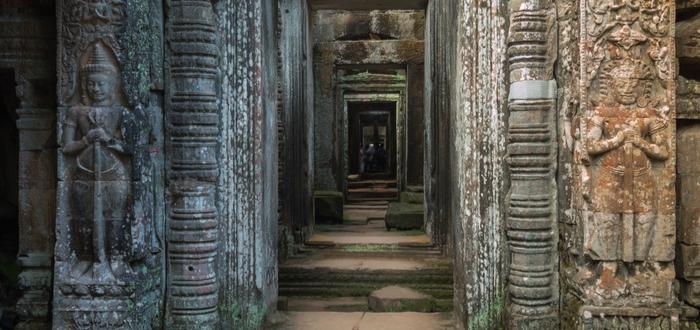 Qué ver en Siem Reap. Preah Khan