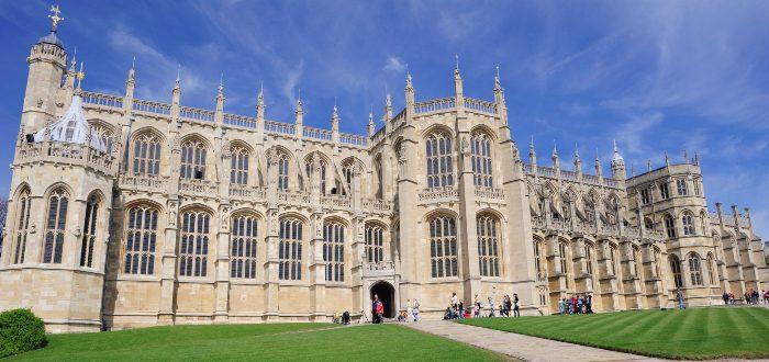 Qué ver en Windsor, Capilla de San Jorge