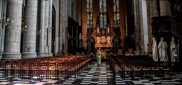 Que ver en Lieja | Catedral de San Pablo