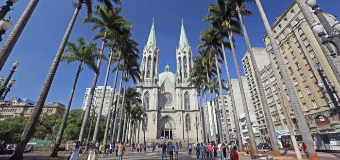Que ver en Sa Paulo. Catedral Metropolitana de São Paulo