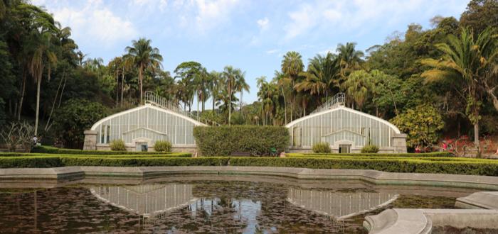 Que ver en Sa Paulo. Jardín botánico de São Paulo