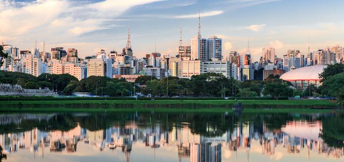 Que ver en Sa Paulo. Parque do Ibirapuera