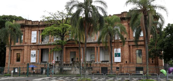 Que ver en Sa Paulo. Pinacoteca do Estado