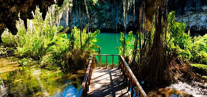 Que ver en Santo Domingo   Parque Nacional Los Tres Ojos