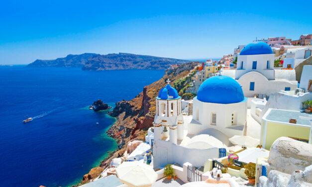 La mejor manera de organizar un viaje por las islas griegas
