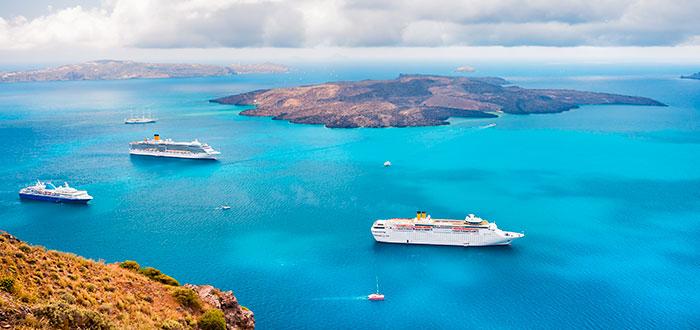 La mejor manera de organizar un viaje por las islas griegas 1