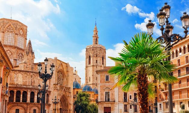 Las cartas más altas de Valencia: los cinco monumentos que debes visitar