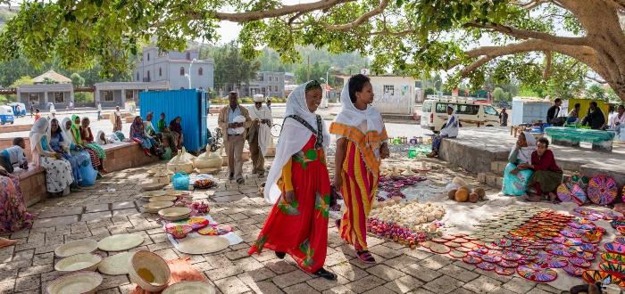 Ciudades de Etiopía, Aksum