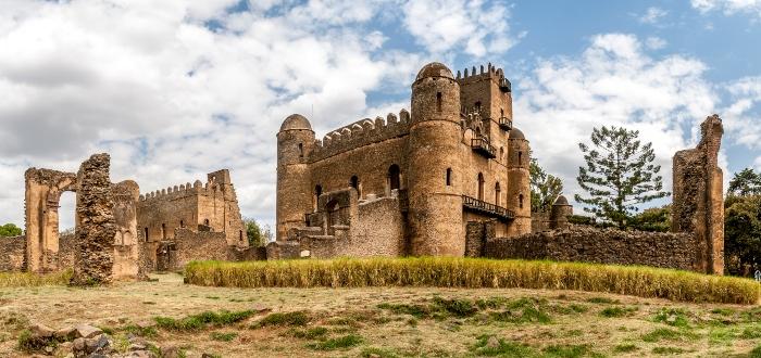 Orașe ale Etiopia, Gondar