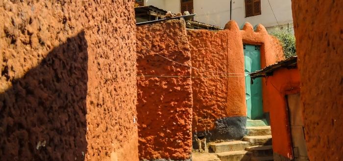 Orașe ale Etiopia, Harar Jugol