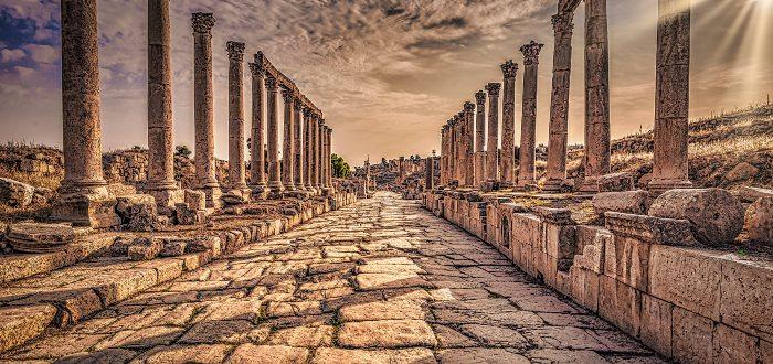 Ciudades de Jordania, Gerasa