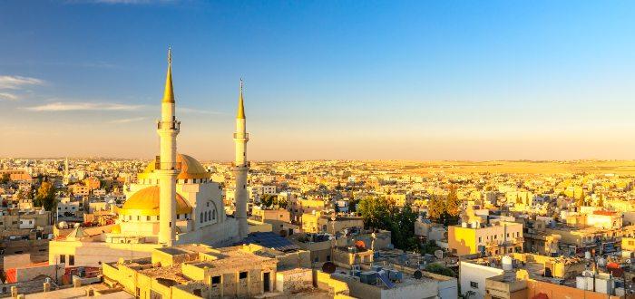 Ciudades de Jordania, Madaba