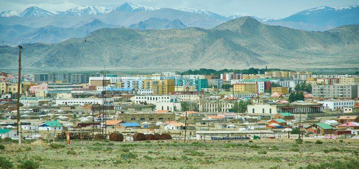 Ciudades de Mongolia, Hovd