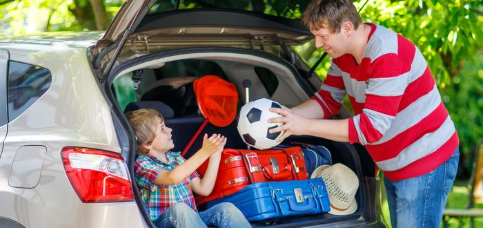 Cómo ahorrar al alquilar una minivan 2