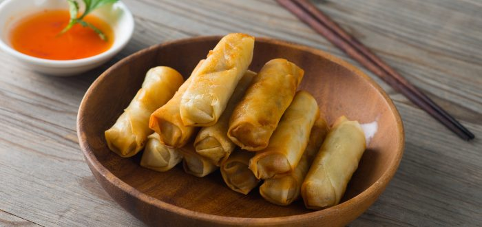 Comida típica de Indonesia, Lumpia