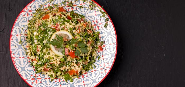 Comida típica de Jordania | Tabule
