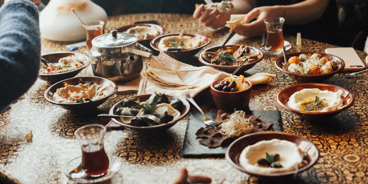 Comida típica de Jordania | 10 Platos Imprescindibles