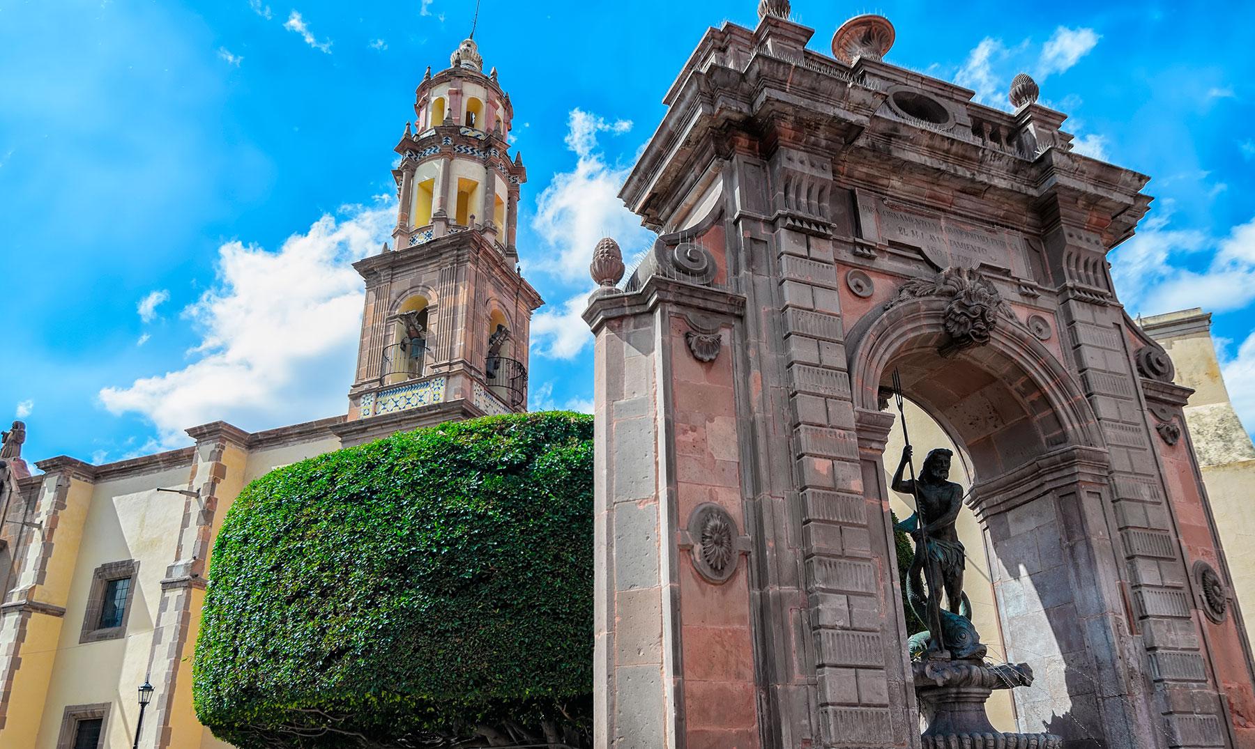 Ecoturismo en Querétaro y la Isla Tzibanza 1