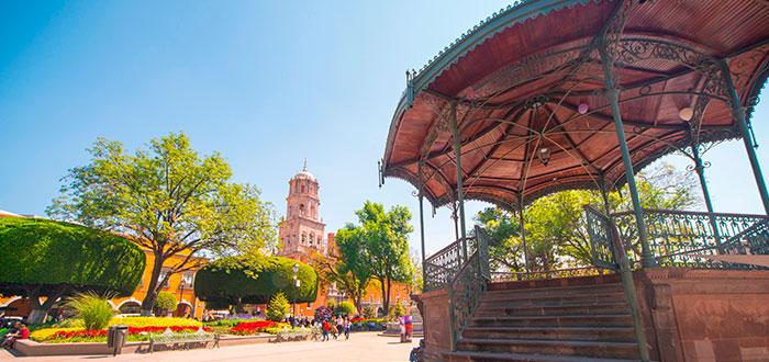 Ecoturismo en Querétaro y la Isla Tzibanza 2