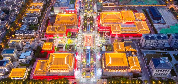 Grand Tang Dynasty Everbright City
