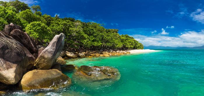 Isla Fitzroy | Qué ver en Cairns