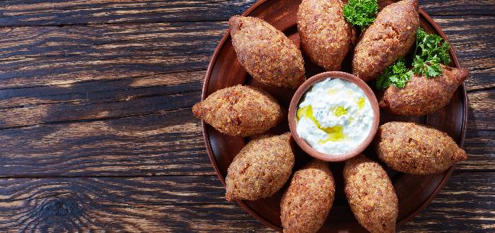Kibbeh | Comida típica de Jordania
