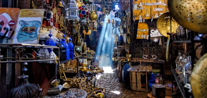 Los mejores planes en Marrakech para un viaje único. El Zoco