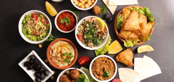 Mezzes | Comida típica de Jordania