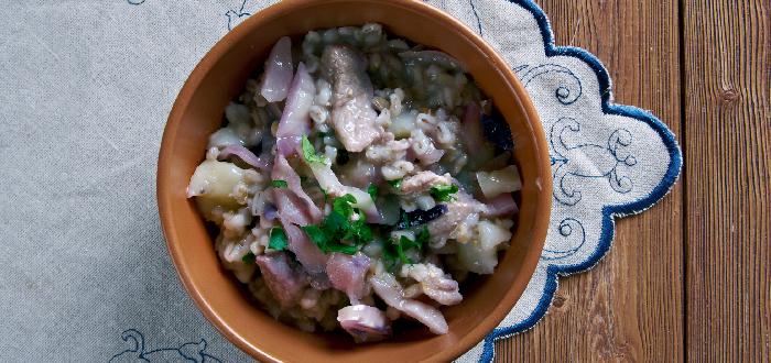 Mulgikapsad | comida típica de Estonia