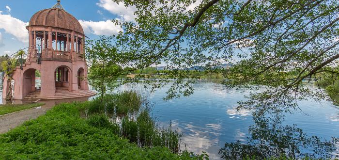 Parque del Lago en Friburgo| Qué ver en Friburgo