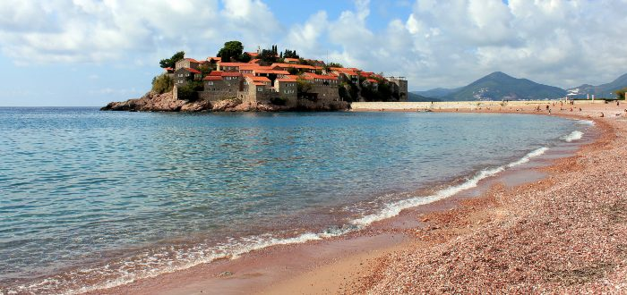 Playa de Kotor