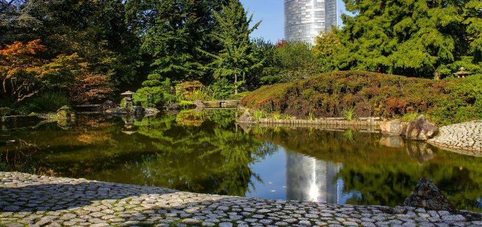 Qué ver en Bonn, Jardín Botánico de la Universidad de Bonn